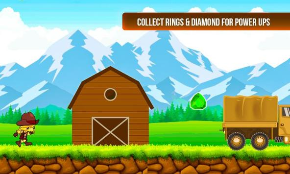 Super Diana Adventure Run screenshot 8