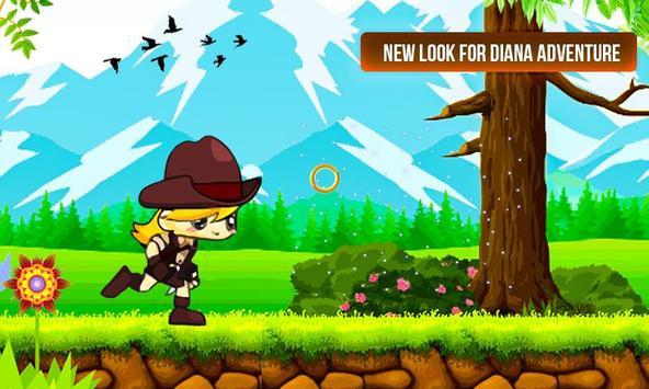Super Diana Adventure Run screenshot 9