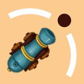 Super Hero Cannon Shooter icon