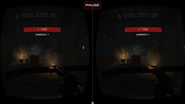 VR Death Shooter poster