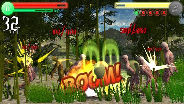 Kung Fu Girl apk screenshot