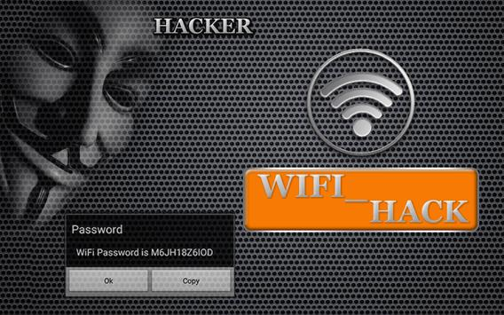 Wifi Hacker Prank apk screenshot