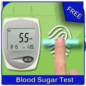 Blood Sugar & Pressure Prank icon