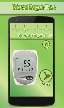 Blood Sugar & Pressure Prank apk screenshot