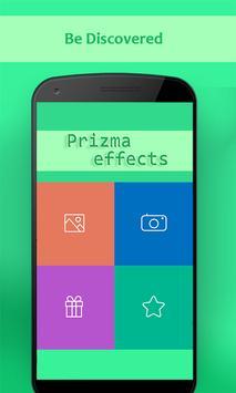 Photo Prisma Effect poster