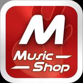 MusicShop 音樂商城 icon