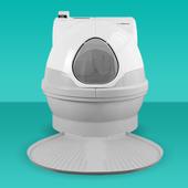 貓潔易全球唯一全自動沖洗貓廁所 icon