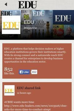 EDU apk screenshot
