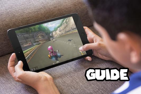 Guide for Mario Kart 8 apk screenshot