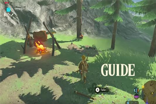 Guide for Zelda poster