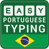Portuguese Keyboard & Typing icon