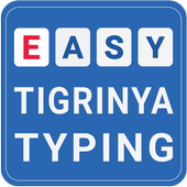 Easy Tigrinya Keyboard &Typing icon