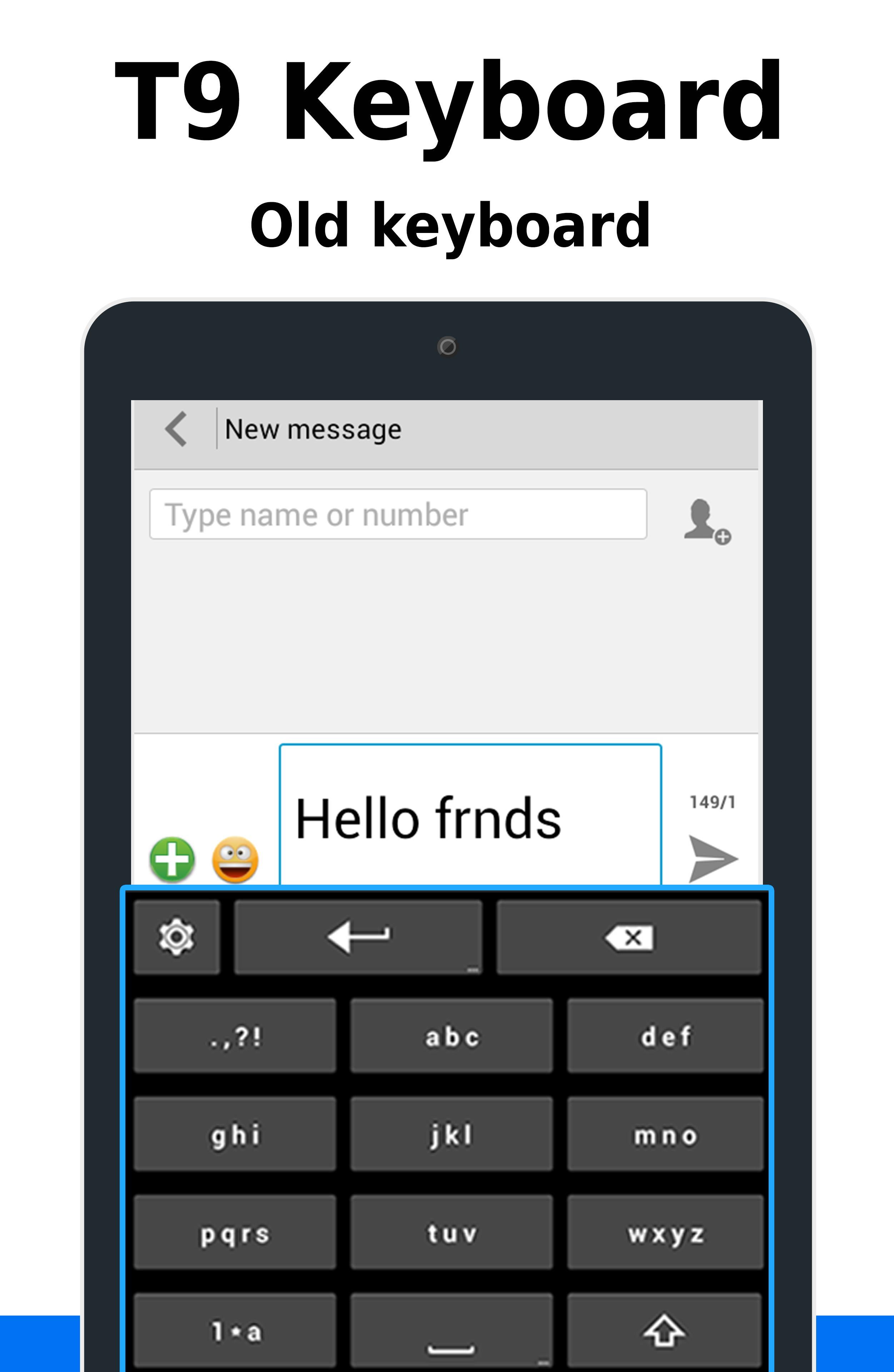 T9 Keyboard for Android - APK Download