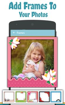 Baby Photo Frames & Contest apk screenshot
