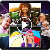 Photo Video Movie Maker With Music icon
