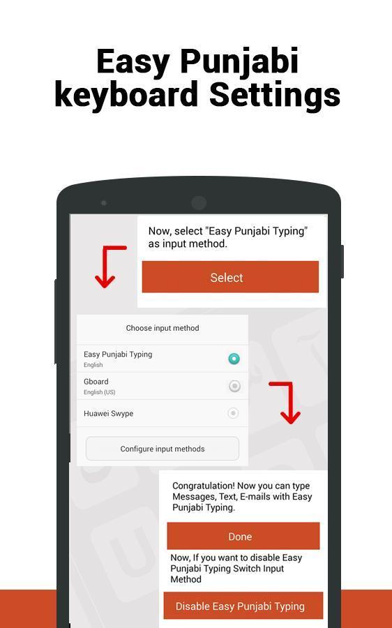 Punjabi Typing keyboard for Android - APK Download