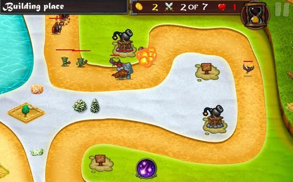 Magic Raid Knights 3D apk screenshot