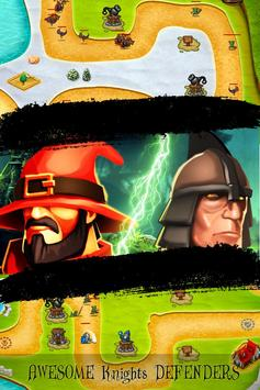 Magic Raid Knights 3D poster