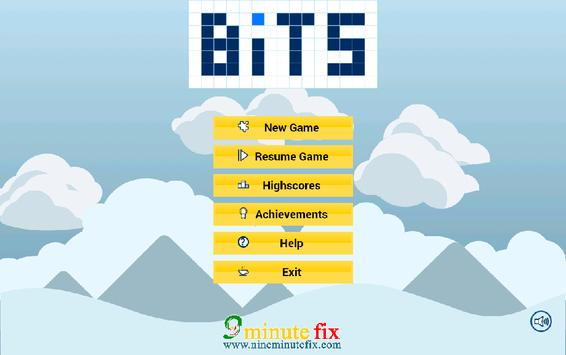 Bits - The Puzzle Game Pro (Unreleased) screenshot 3