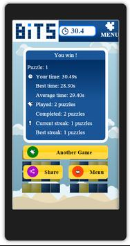 Bits - The Puzzle Game Pro (Unreleased) screenshot 2