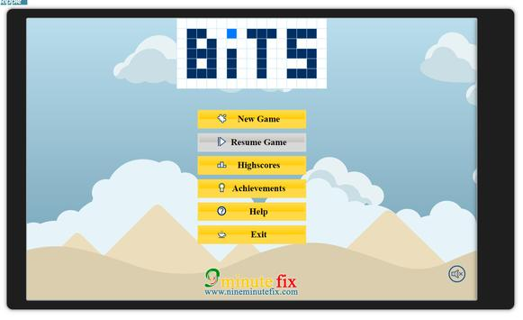 Bits - The Puzzle Game Pro (Unreleased) screenshot 7