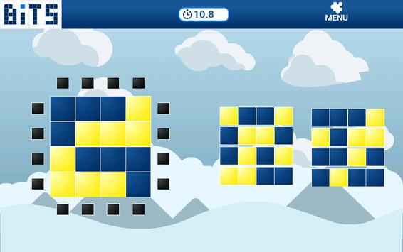 Bits - The Puzzle Game Pro (Unreleased) screenshot 4