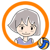Volleyball Girl icon