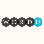 Wordu -Fast paced word builder icon