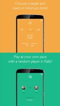 Wordu -Fast paced word builder apk screenshot