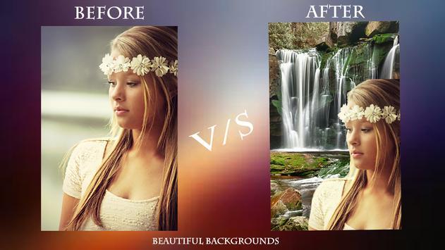 Change Photo Background Editor apk screenshot