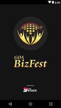 Goa BizFest poster