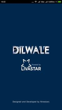 Dilwale, the movie poster