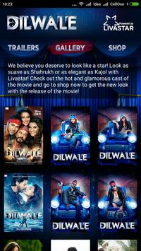Dilwale, the movie apk screenshot