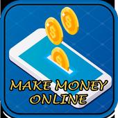 Make Money Online - Work At Home Jobs icon