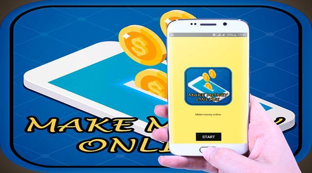 Make Money Online - Work At Home Jobs apk screenshot