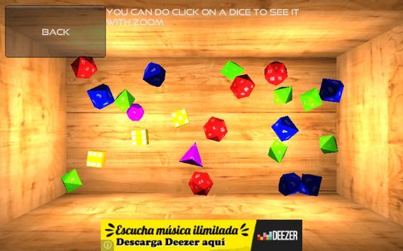 Strip Dice 3D screenshot 2
