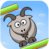 Goat Jump Funny icon
