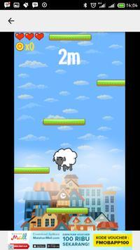 Goat Jump Funny screenshot 1
