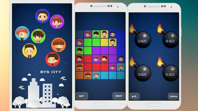 BTS City game screenshot 1