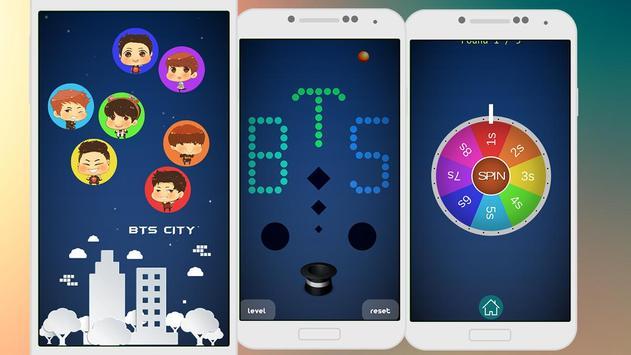 BTS City game screenshot 2