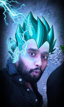 Saiyan Ninja Faces apk screenshot