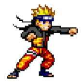 Ultimate naroto ninja fight icon