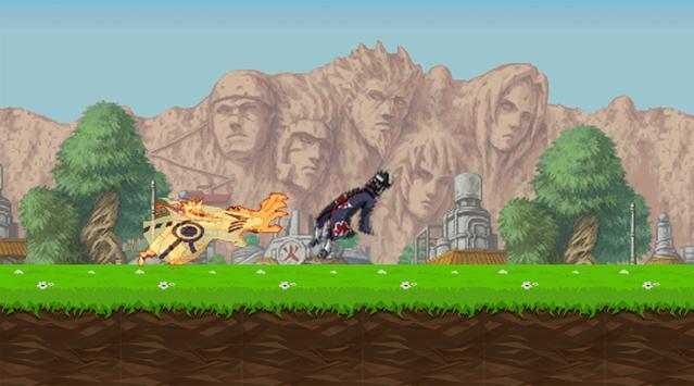 Ultimate naroto ninja fight screenshot 1