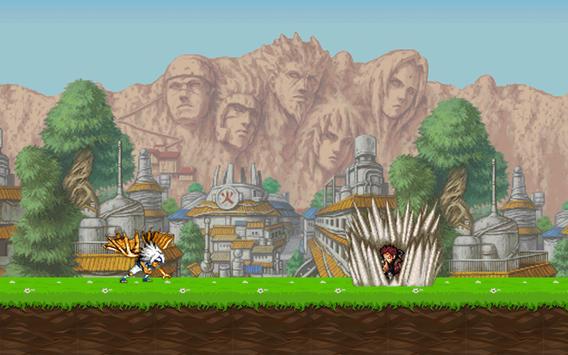 Ultimate Sasuke ninja fight screenshot 2