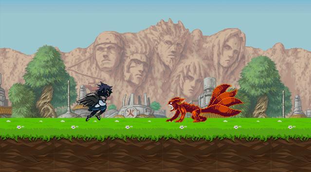 Ultimate Sasuke ninja fight screenshot 7