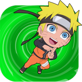 Ultimate naroto Ninja Fight icon