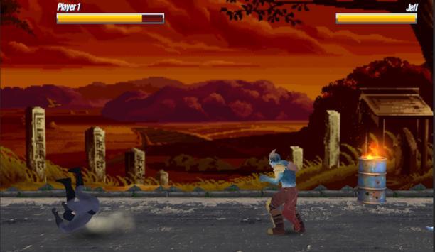 Turtle Ninja Shadow - A  Superhero Kung Fu Fighter screenshot 1