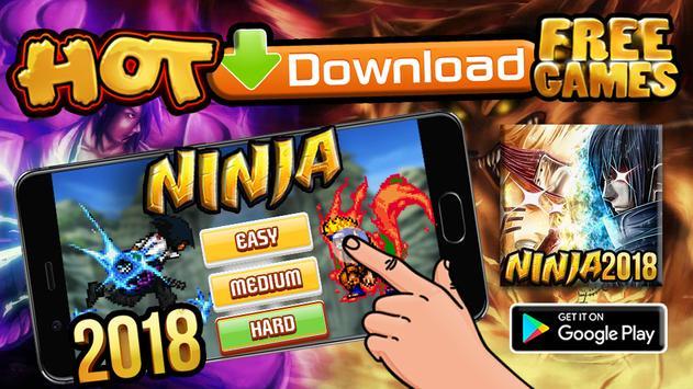 Ninja Ninjutsu Narultimate God Escape screenshot 4
