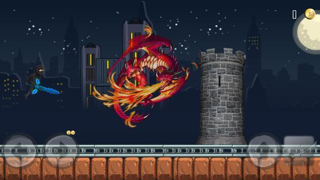 Ninja Warrior: Shadow Fight apk screenshot