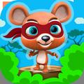 Ninja Bear Jumper Racing Game